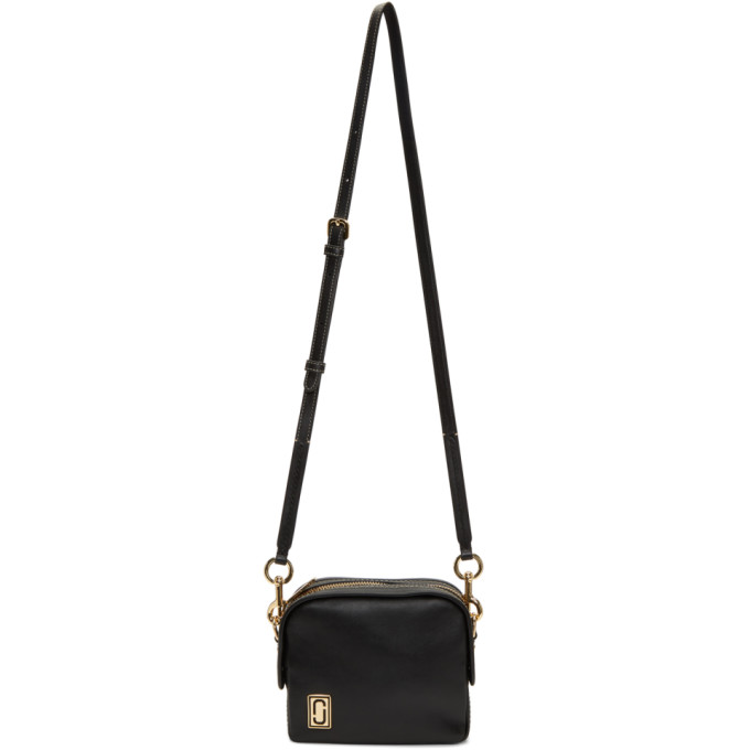 Marc Jacobs Black Mini Squeeze Bag