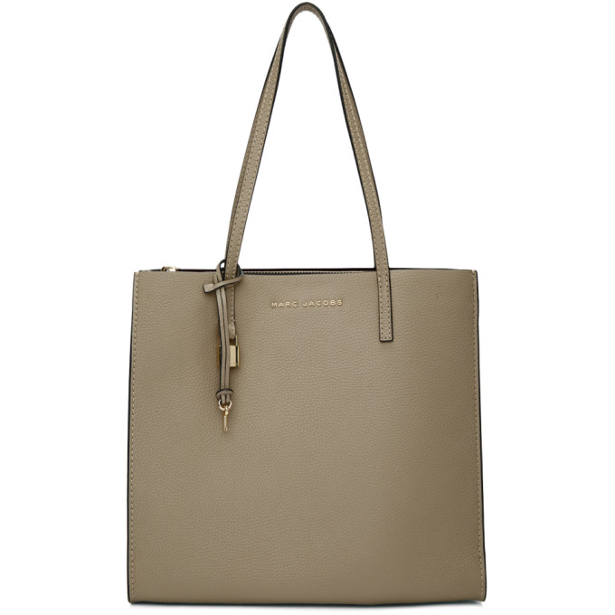 Marc Jacobs Grey 'The Grind' Bag