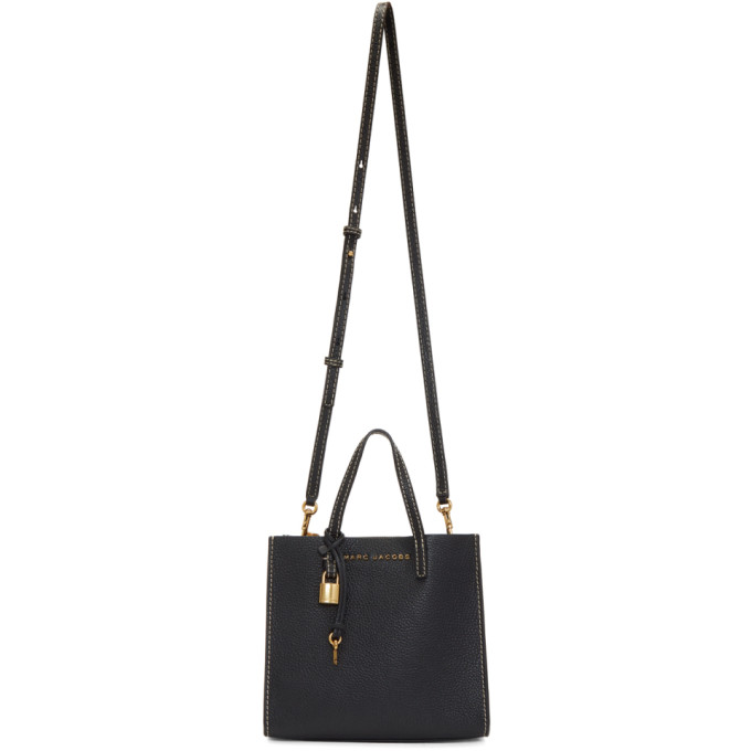 Marc Jacobs Black Mini Grind Bag