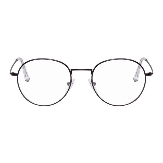 Image of Super Black Numero 40 Glasses