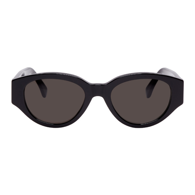 Super Black Drew Mama Sunglasses