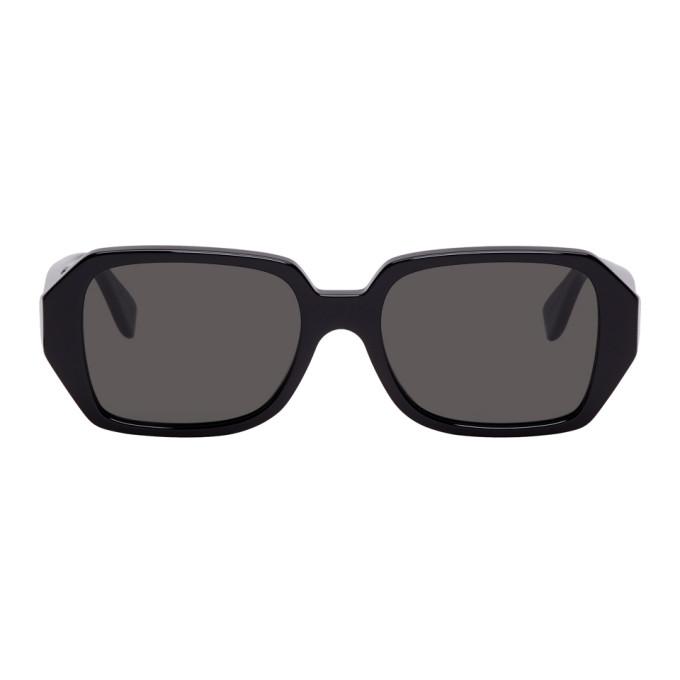 Image of Super Black Limone Sunglasses
