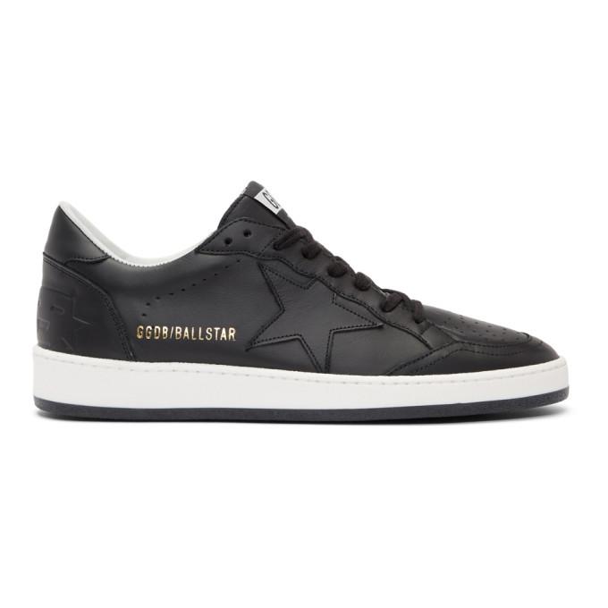 Golden Goose Black Ball Star Sneakers