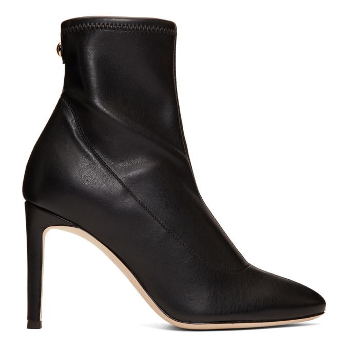 Giuseppe Zanotti Black Sock Boots