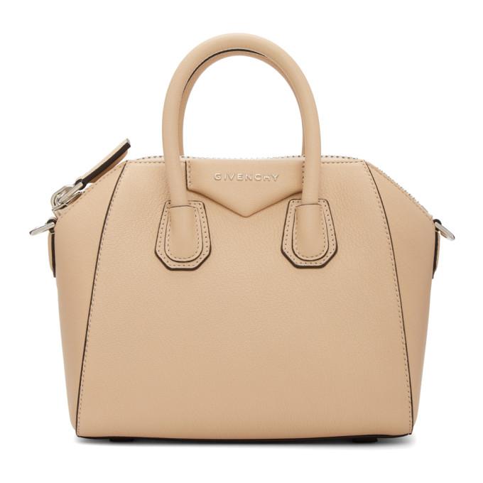 Givenchy Pink Mini Antigona Bag