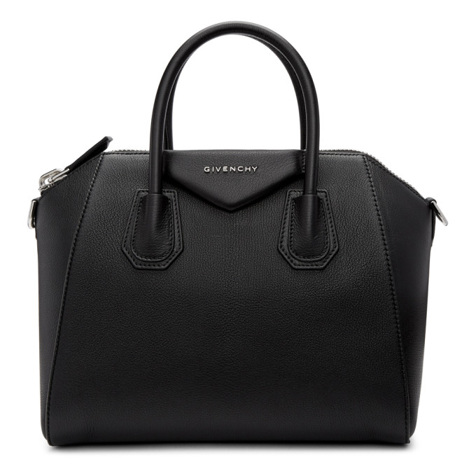 Givenchy Black Small Antigona Bag
