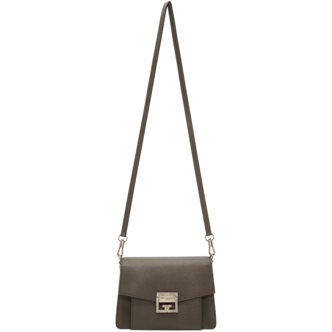 Givenchy Grey Small GV3 Bag