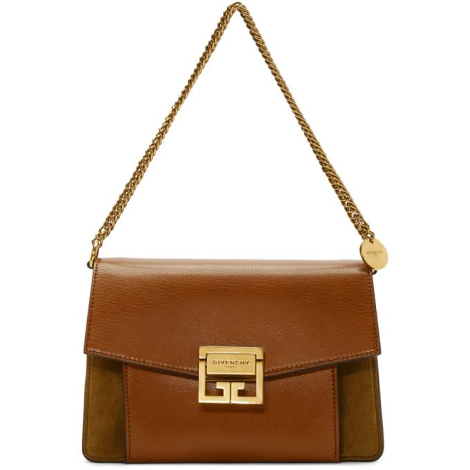 Givenchy Brown Small GV3 Bag