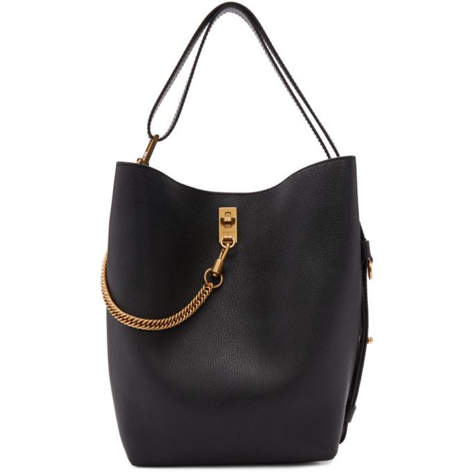 Givenchy Black Medium GV Bucket Bag