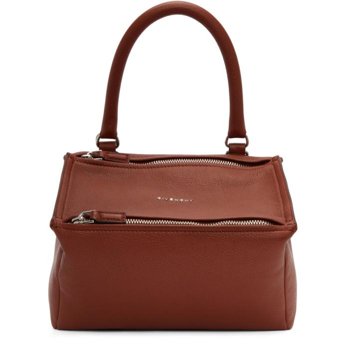 Givenchy Red Small Pandora Bag