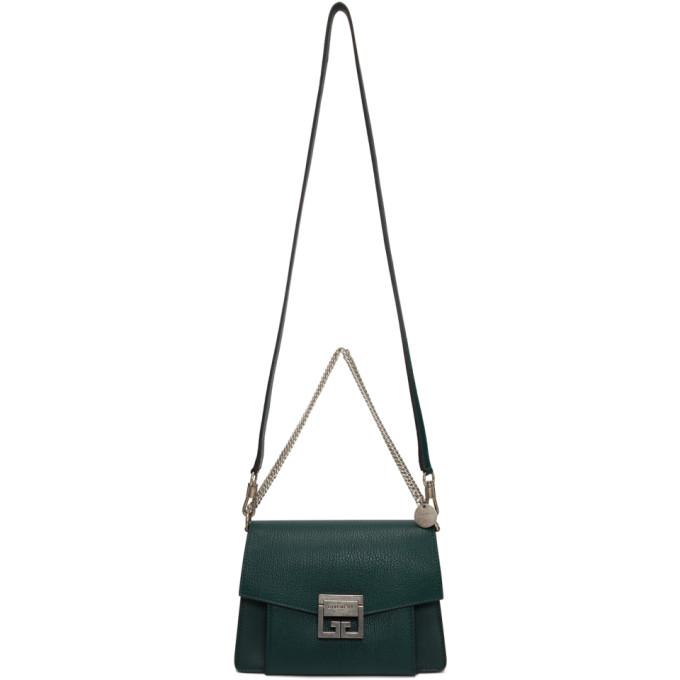 Givenchy Green Small GV3 Bag