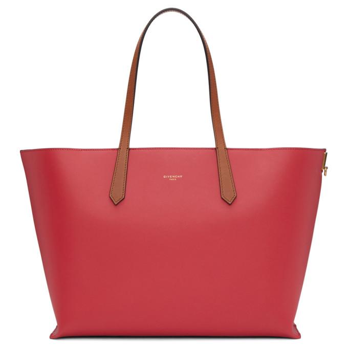 Givenchy Pink GV Shopper Tote