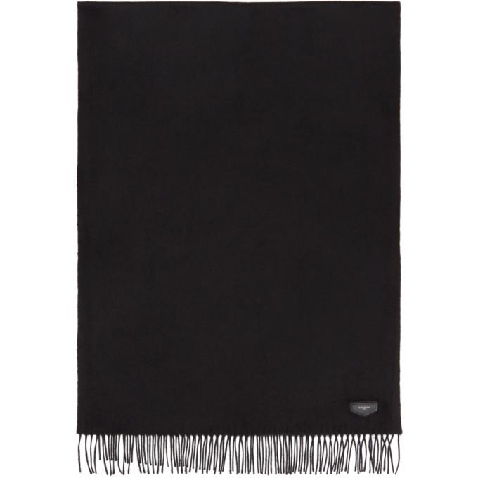 Givenchy Foulard a logo noir Antigona