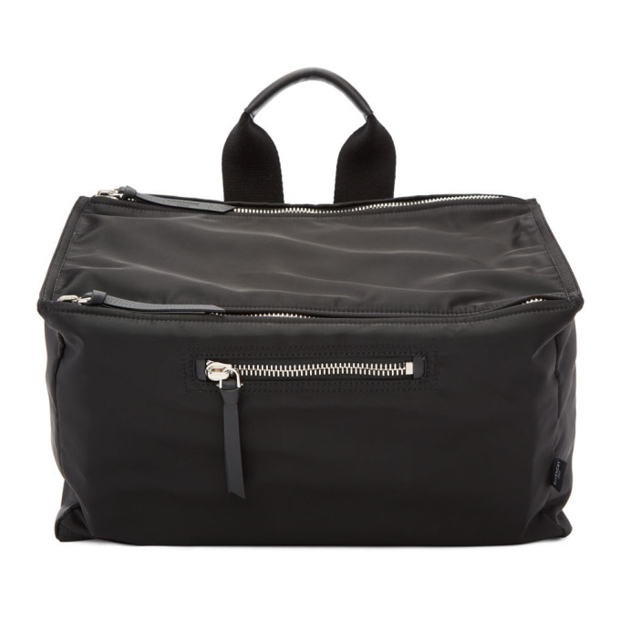Givenchy Black Pandora Messenger Bag