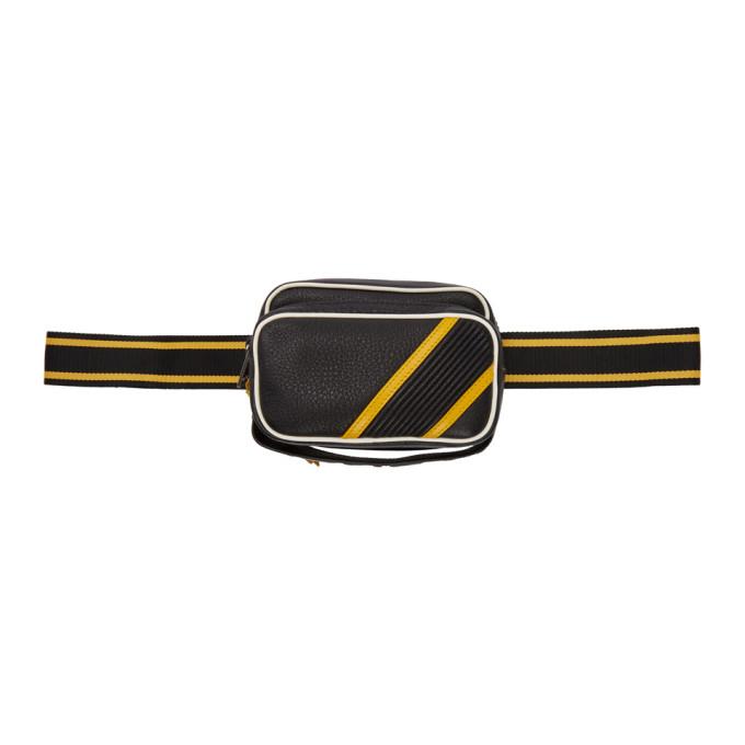 Givenchy Black MC3 Bum Bag