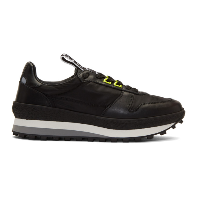 Givenchy Black TR3 Runner Sneakers