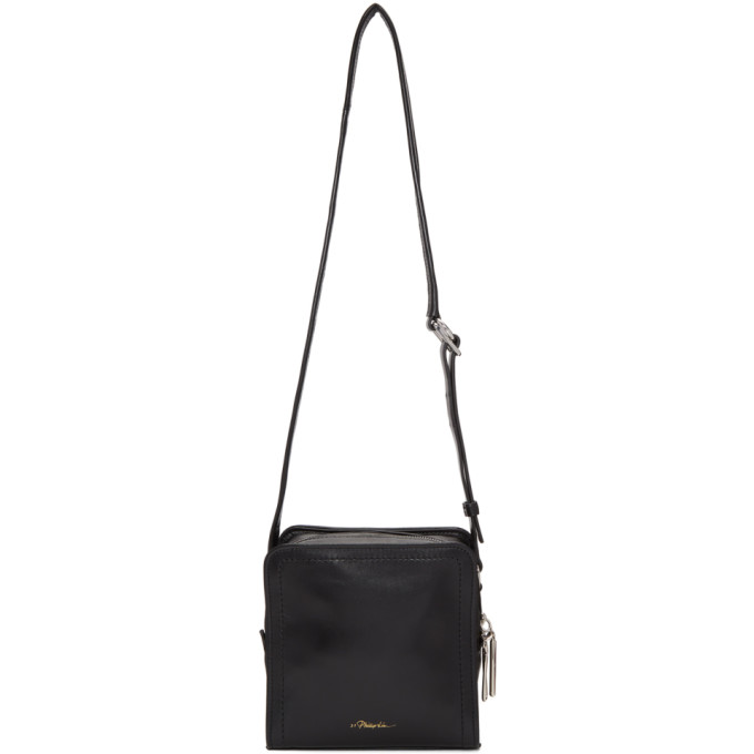 31 Phillip Lim Black Mini Hudson Bag