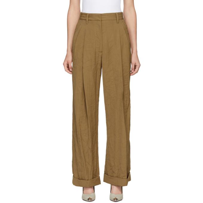 31 Phillip Lim Khaki Baggy Trousers