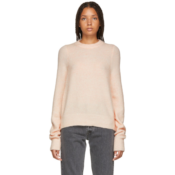 31 Phillip Lim Pink High Low Sweater