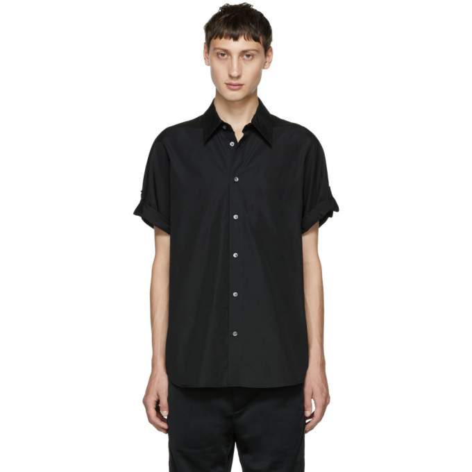 31 Phillip Lim Black Dolman Shirt