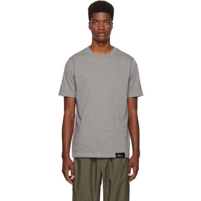 3.1 Phillip Lim Grey Perfect T Shirt