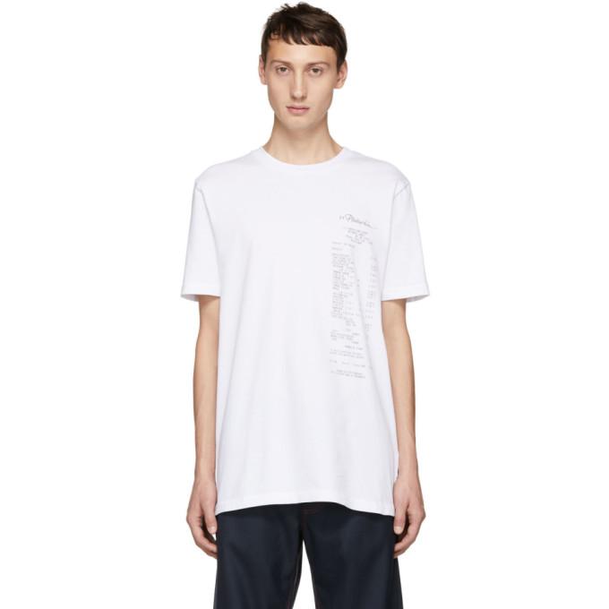 31 Phillip Lim White Perfect T Shirt
