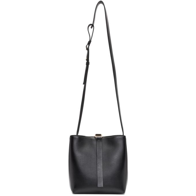 Proenza Schouler Black Crossbody Frame Bag