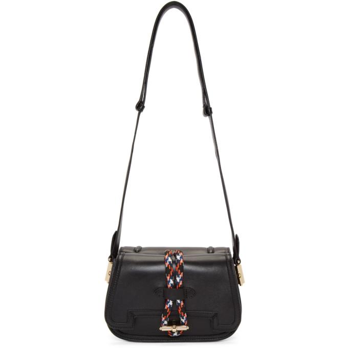 Carven Black Small Twin Bag
