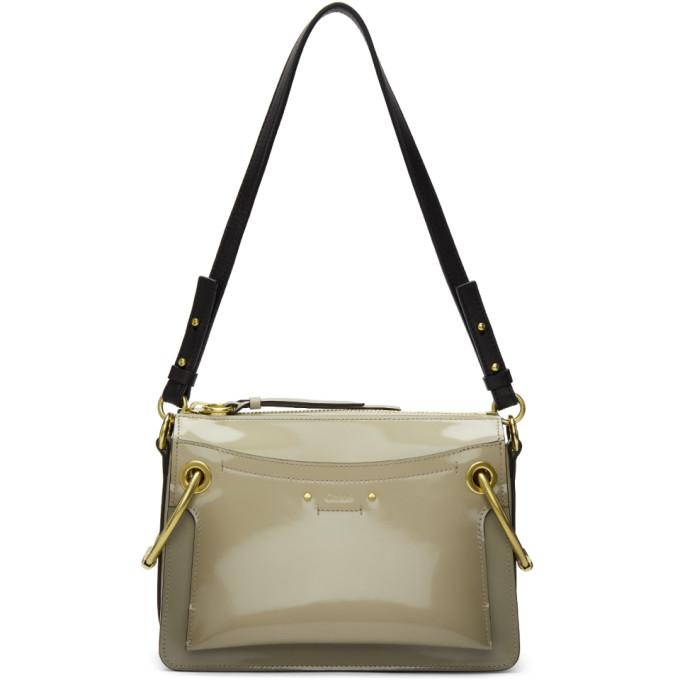 Chloe Grey Small Roy Bag