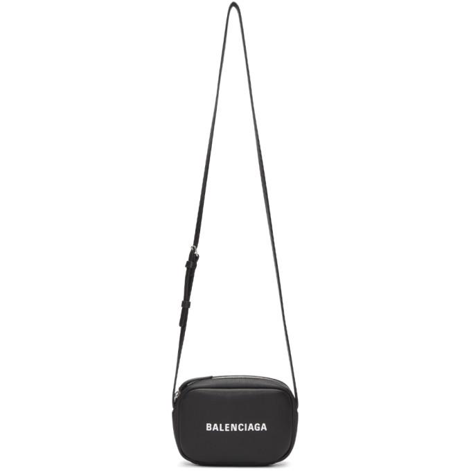 Balenciaga Black XS Everyday Camera Bag