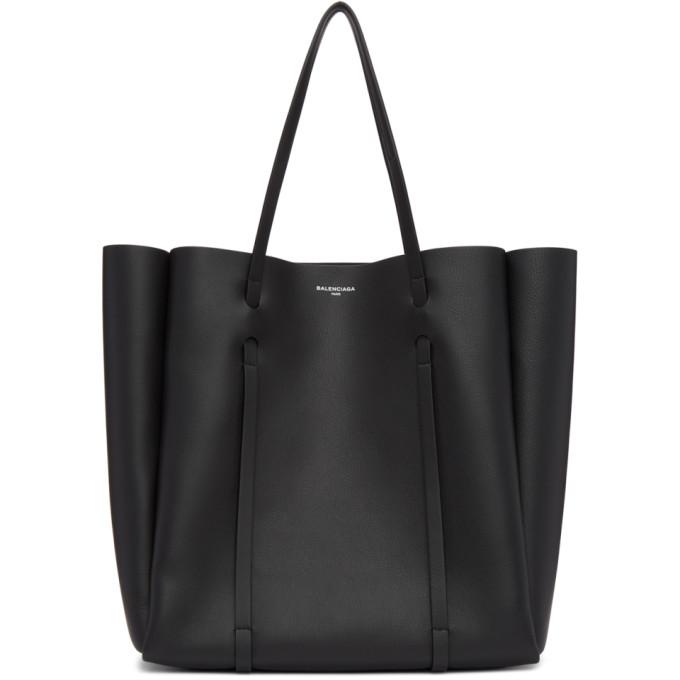Balenciaga Black Medium Everyday Tote