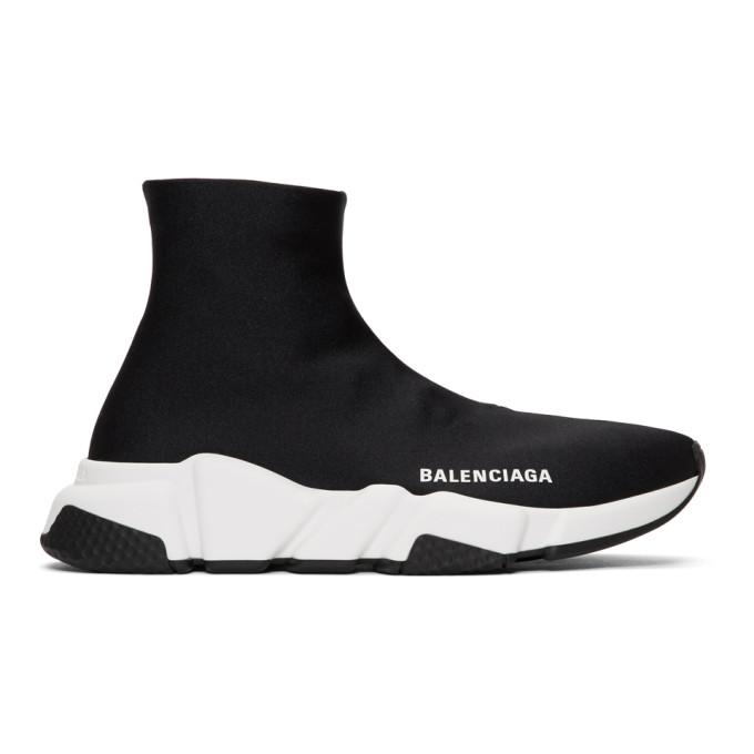 Speed Sneakers in 1000 Black