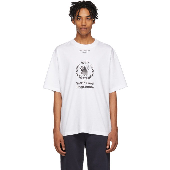 World Food Programme T-Shirt in White