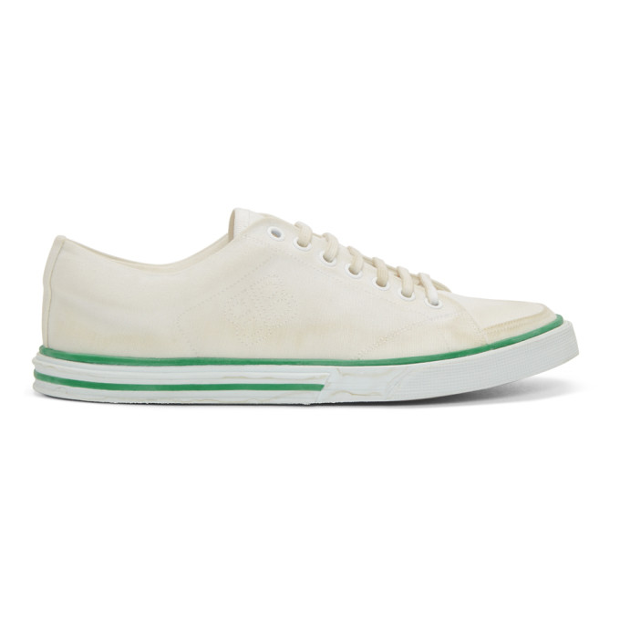 Balenciaga White Matches Sneakers