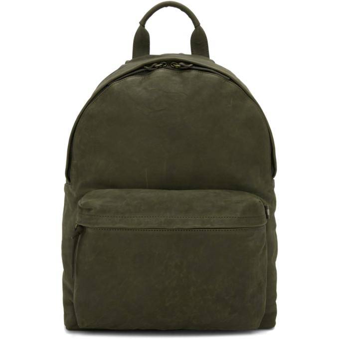 Officine Creative Green Novak Backpack