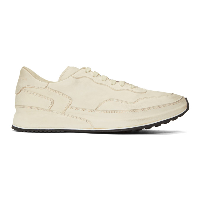 Officine Creative White Race 018 Sneakers
