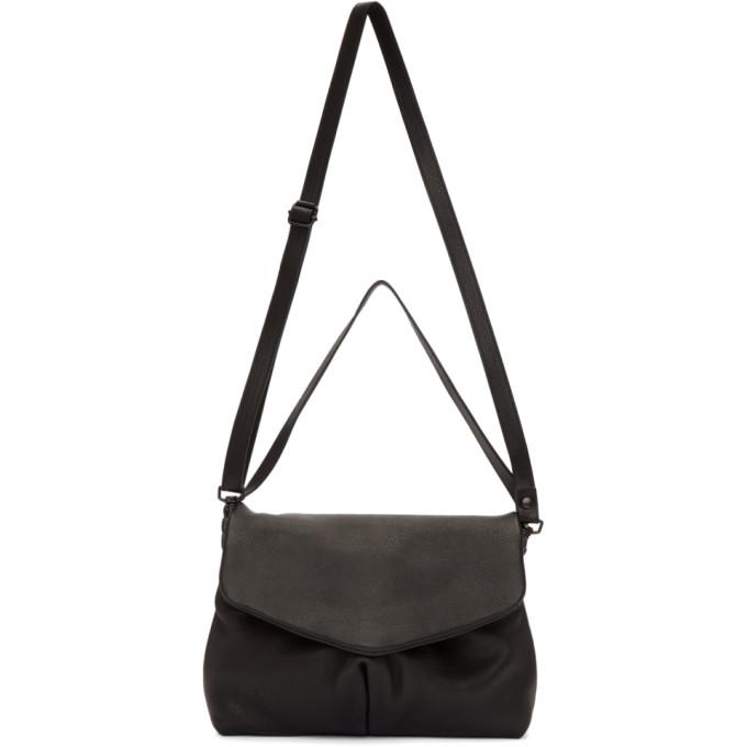 Marsell Black Puntina Bag