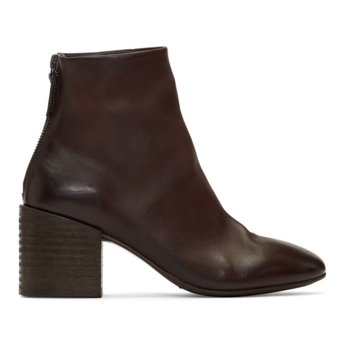 Mars�ll Brown Coltello 65 Ankle Boots