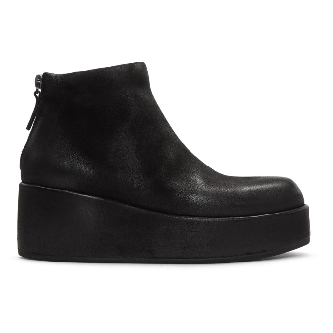 Mars�ll Black Scappa Boots
