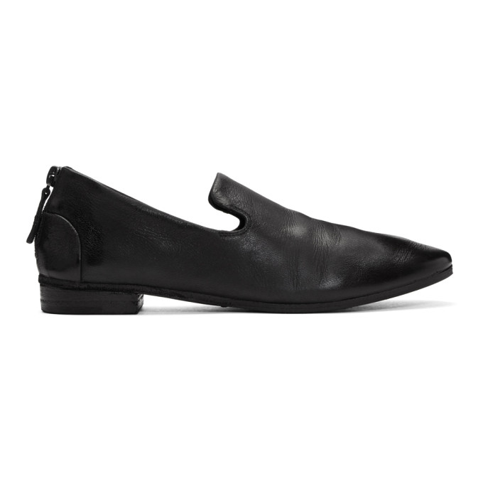 Mars�ll Black Colteldino Loafers