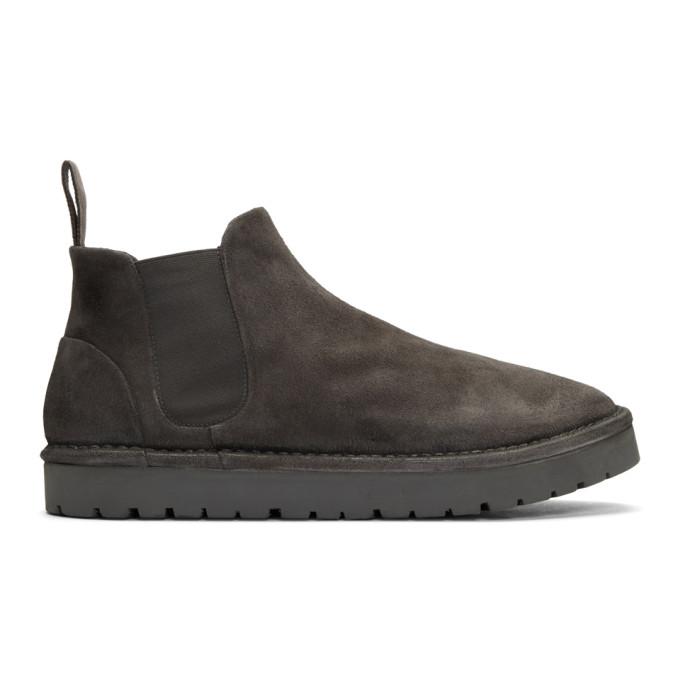 Mars�ll Grey Sancrispa Alta Chelsea Boots