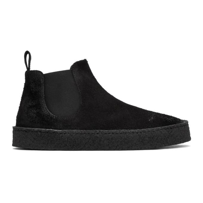 Mars�ll Black Cassapara Chelsea Boots