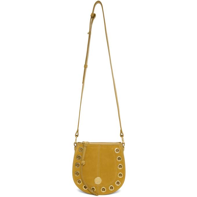 See by Chloé Yellow Kriss Hobo Bag