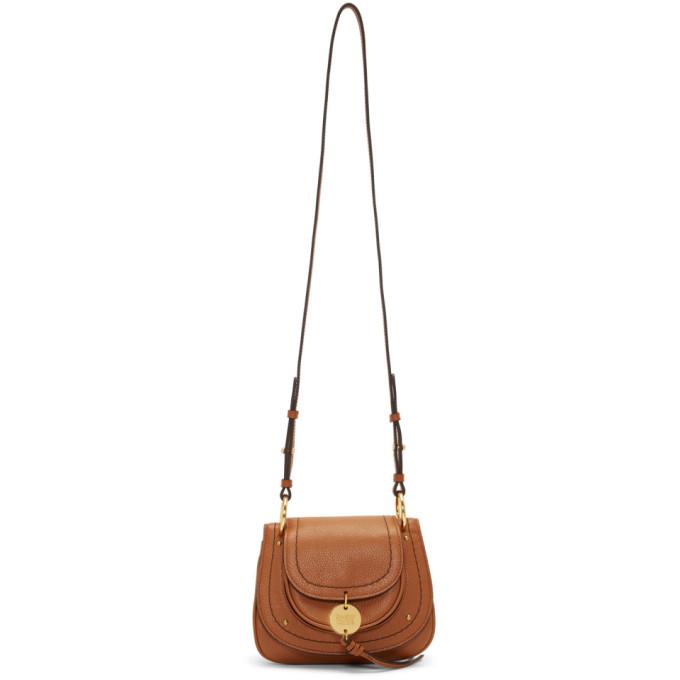 See by Chlo� Tan Small Charm Bag