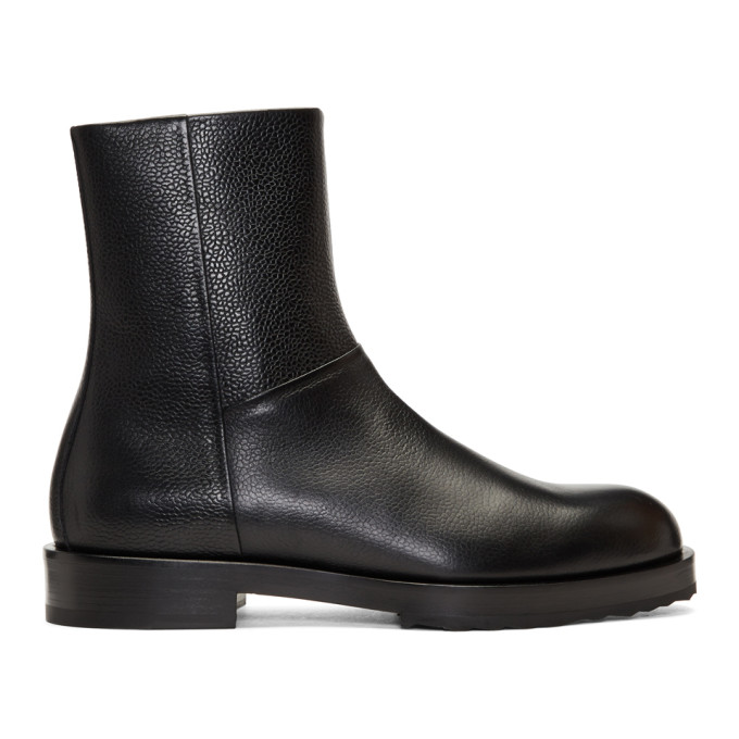 Pierre Hardy Black Radical Boots