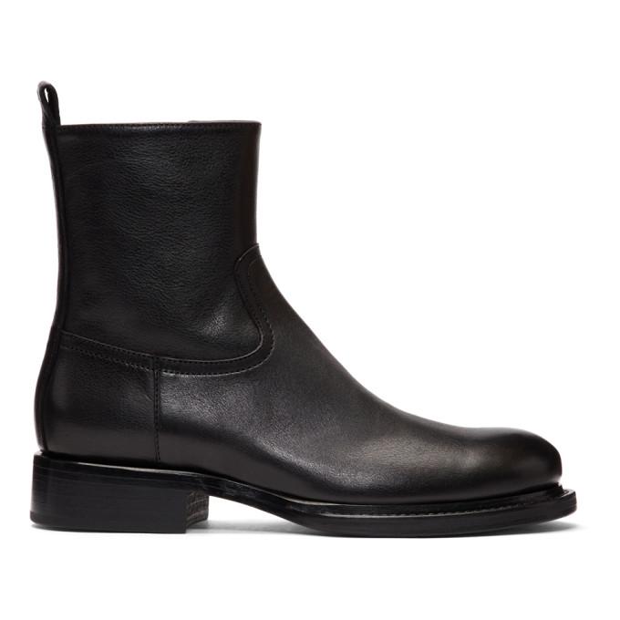 Ann Demeulemeester Black Canyon Boots
