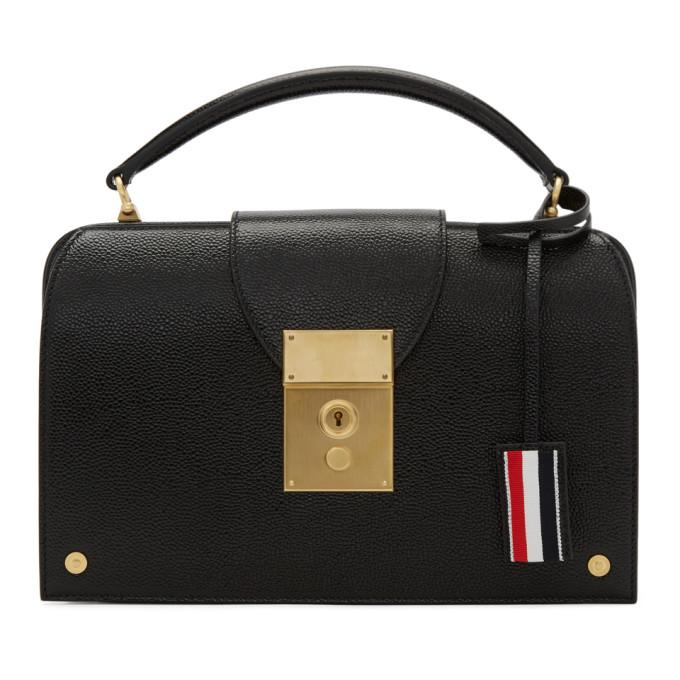 Thom Browne Black Mrs. Thom Pocketbook Bag