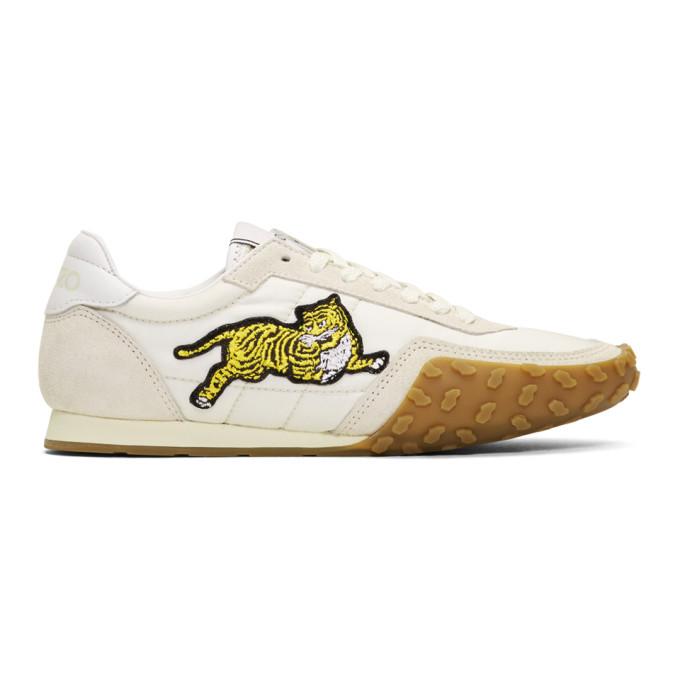 Kenzo Grey Move Sneakers