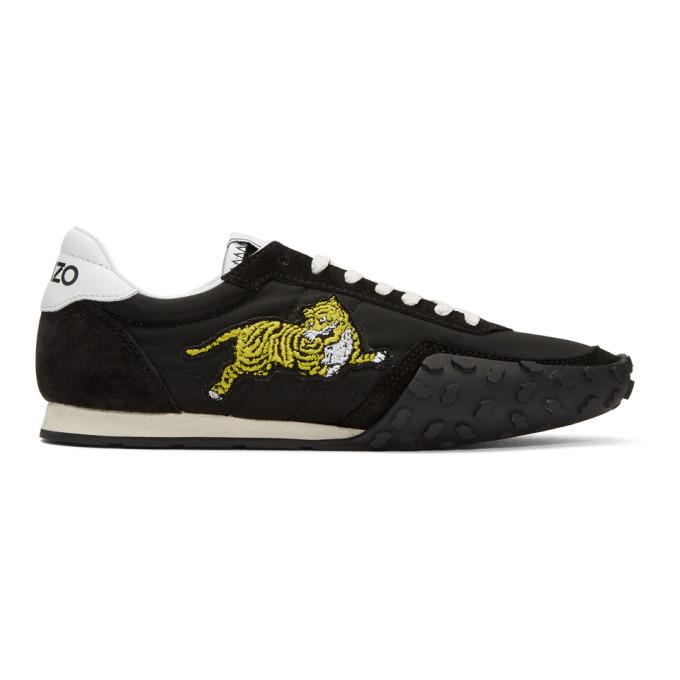 Kenzo Black Move Sneakers
