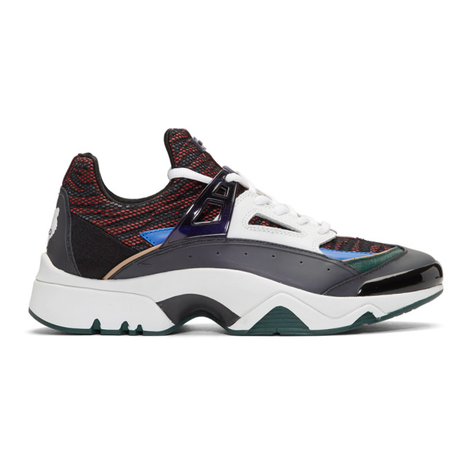 Kenzo Multicolor Sonic Sneakers